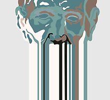 Greek head - blue. by FGST