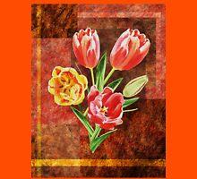 Decorative Tulip Bouquet Unisex T-Shirt
