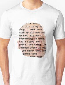 Rick Harrison Face T-Shirt