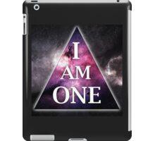 I AM ONE iPad Case/Skin