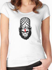 Caesar Sar Sar Women's Fitted Scoop T-Shirt