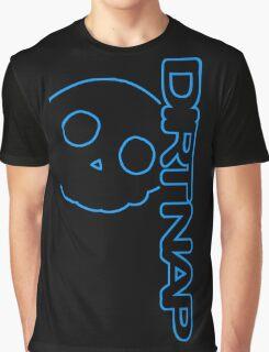 Dirt Nap Vert Logo Graphic T-Shirt