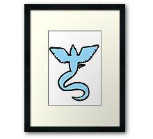 Mystical Bird Framed Print