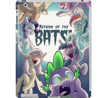Return of the Bats! iPad Case/Skin
