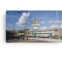 Lorraine Motel Memphis Tenn. Metal Print