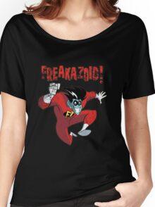 Freakazoid! - Vintage Logo Women's Relaxed Fit T-Shirt