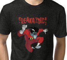 Freakazoid! - Vintage Logo Tri-blend T-Shirt