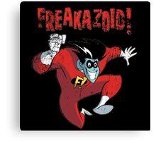 Freakazoid! - Vintage Logo Canvas Print