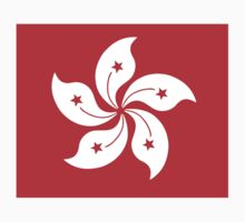 Flag of Hong Kong by sweetsixty