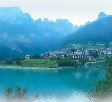 Molveno / Trentino / Italy (north) ~1~ by Rachel Veser