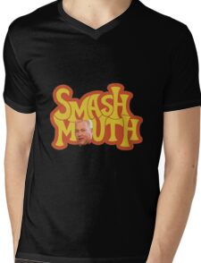 Smash Mouth Chris Harwell O Mens V-Neck T-Shirt