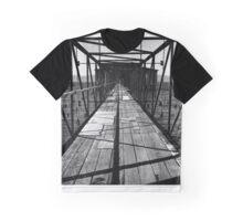 Waterfront Walkway Graphic T-Shirt