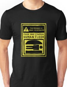 The Burgers Are People! Unisex T-Shirt