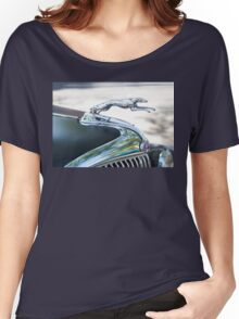 HOOD ORNAMENT FORD Women's Relaxed Fit T-Shirt