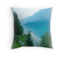 Molveno / Trentino / Italy (north) ~3~ Throw Pillow