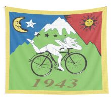 LSD - Hoffman 1943 (Beautiful Wall Tapestry) Wall Tapestry