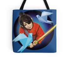If You Must Blink Tote Bag