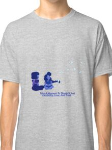 Here Comes A Thought - Steven Universe  Classic T-Shirt