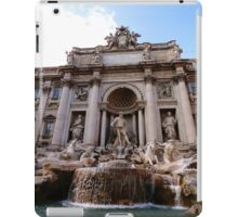 The Great Fountain View iPad Case/Skin