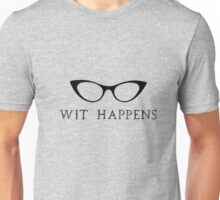 Wit Happens Unisex T-Shirt