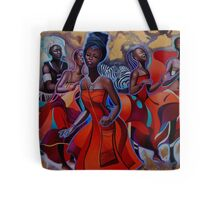 Cosa Dances Tote Bag