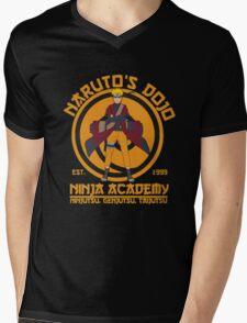 master uzumaki naruto  Mens V-Neck T-Shirt