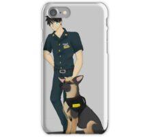 Cop Sousuke iPhone Case/Skin