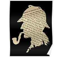Classic Sherlock Holmes Poster