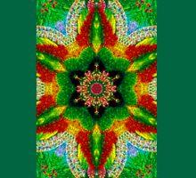 Bubble Mosaic Mandala Unisex T-Shirt