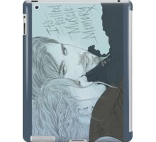 Emma and Deckhand Hook  iPad Case/Skin