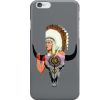 Plains Indian iPhone Case/Skin