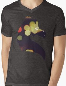 Bokeh Dragon Mens V-Neck T-Shirt
