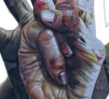 hands Sticker