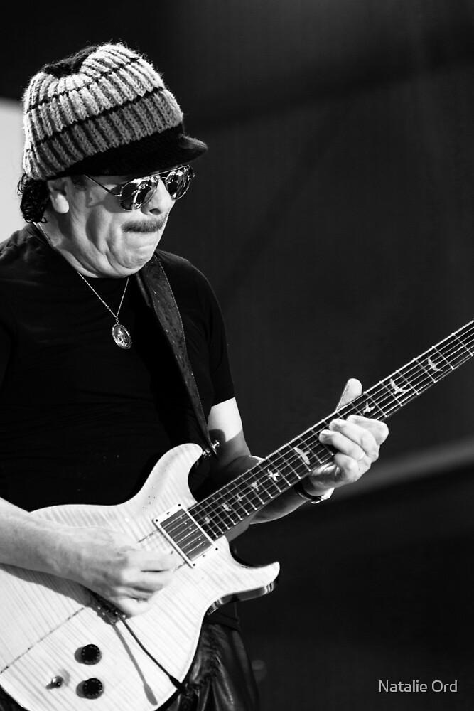 Santana by Natalie Ord