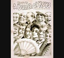 Performing Arts Posters Hoyts A bunch of keys polished up to date 1254 Unisex T-Shirt
