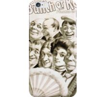 Performing Arts Posters Hoyts A bunch of keys polished up to date 1254 iPhone Case/Skin