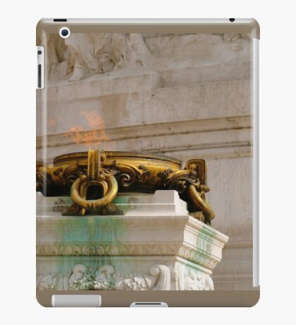 Burning Fire iPad Case/Skin