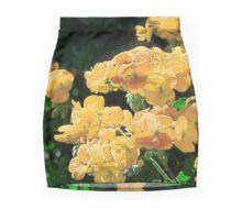 Geraniums Mini Skirt