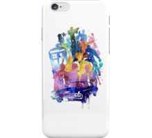 SUPER FANDOM COLLAGE iPhone Case/Skin
