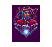We are the Guardians Art Print