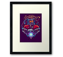 We are the Guardians Framed Print