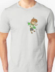 The Green Paladork Unisex T-Shirt