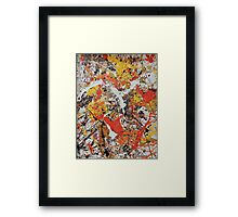 Residual III (Autumn's Reminiscence) Framed Print