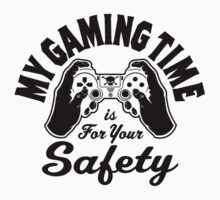 My Gaming Time Kids Tee
