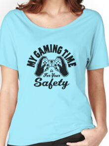 My Gaming Time Women's Relaxed Fit T-Shirt