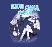 lost in thought blue kaneki Unisex T-Shirt