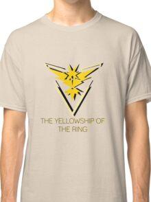 Team Instinct - The Yellowship of The Ring Classic T-Shirt