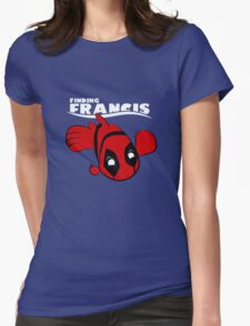 Finding Womens Fitted T-Shirt