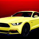 50th Anniversary 2014 1/2 Ford Mustang 5.0 6th Generation by ChasSinklier