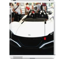 Vuhl Sports Car iPad Case/Skin